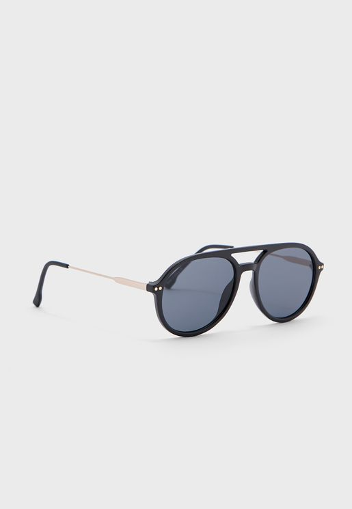 Gabourey Aviator Sunglasses