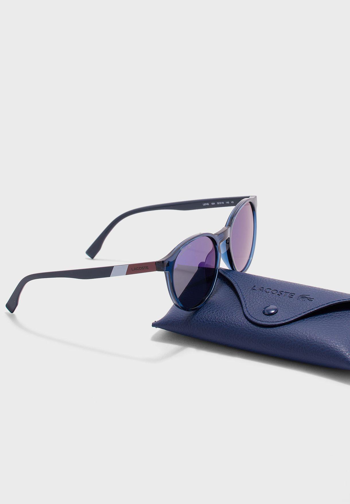 L874S Round Sunglasses