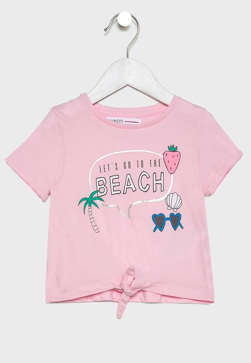 Infant Beach Top
