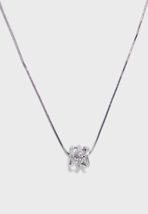 Bayswater Pendant Necklace