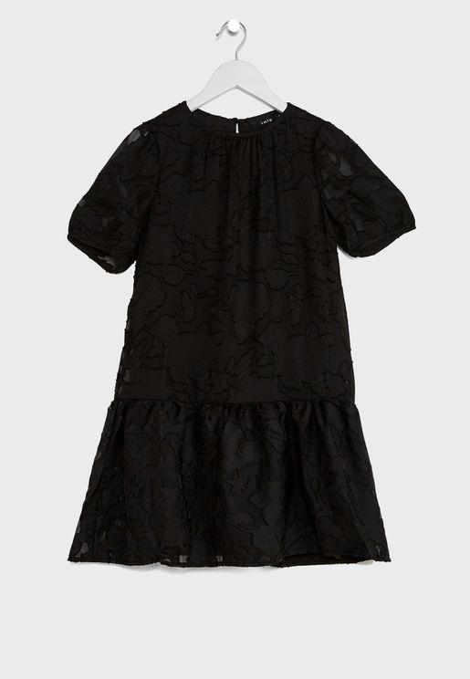 Kids Essential Dress