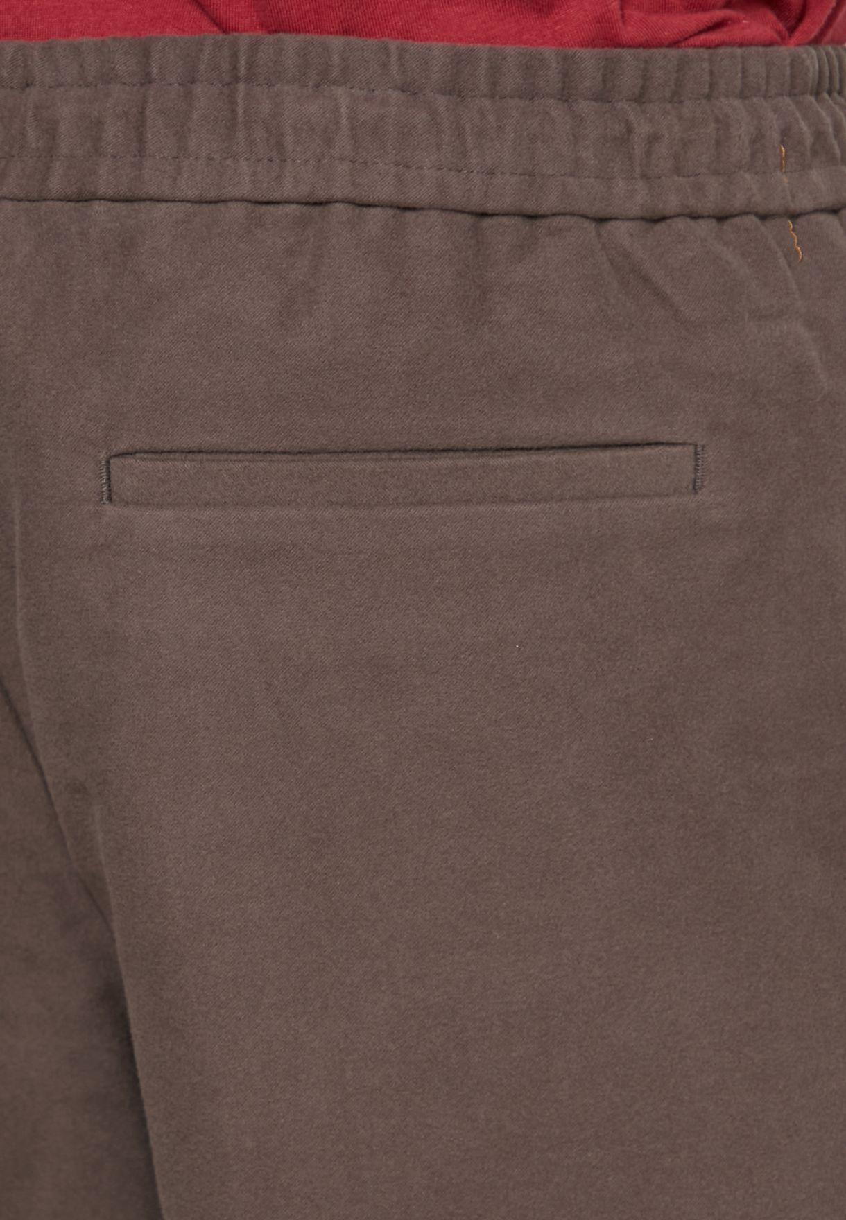 Twill Trouser