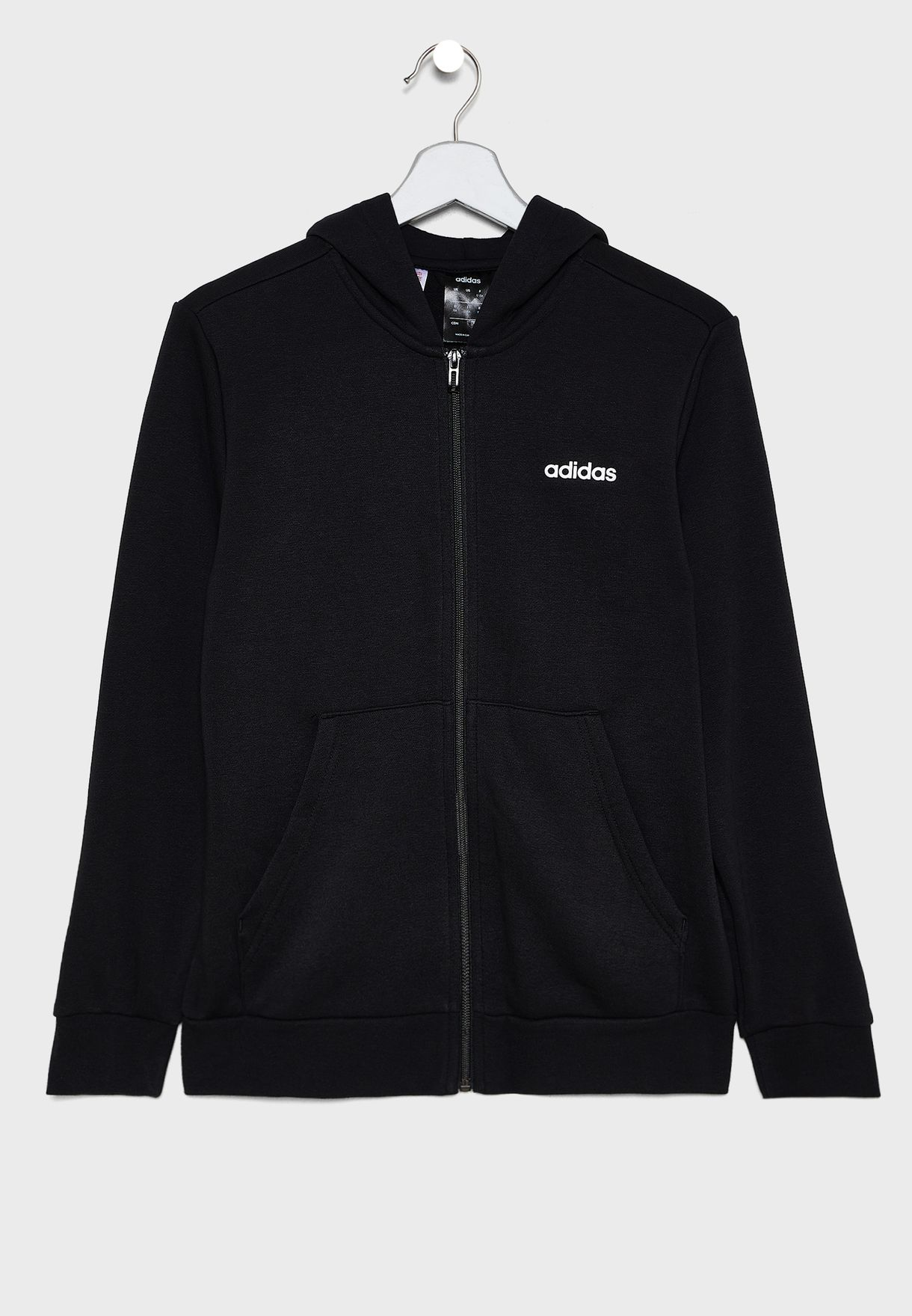 Youth Linear Essential Hoodie