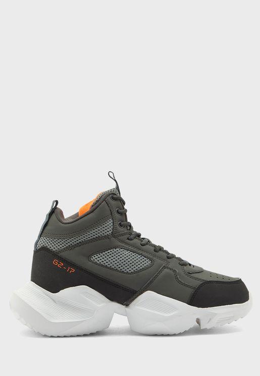 Off Limits For Seventy Five Hi Top Sneakers