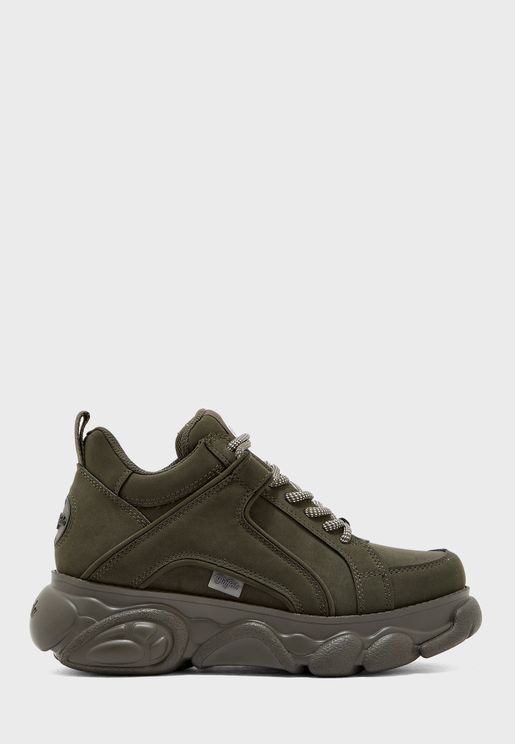 Corin  Low-Top Chunky Sneakers