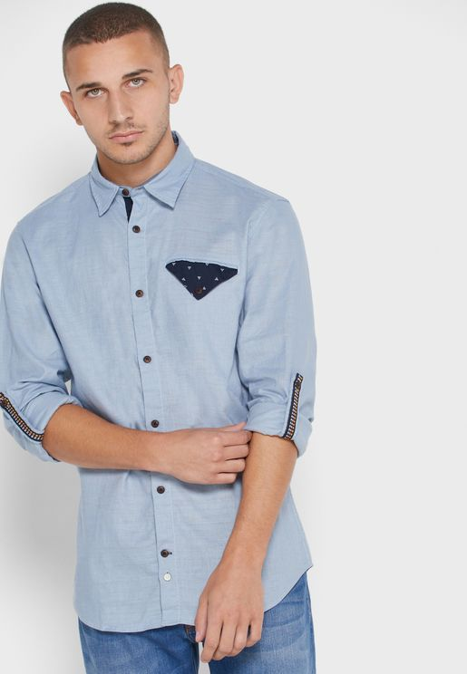 Chandler Slim Fit Shirt