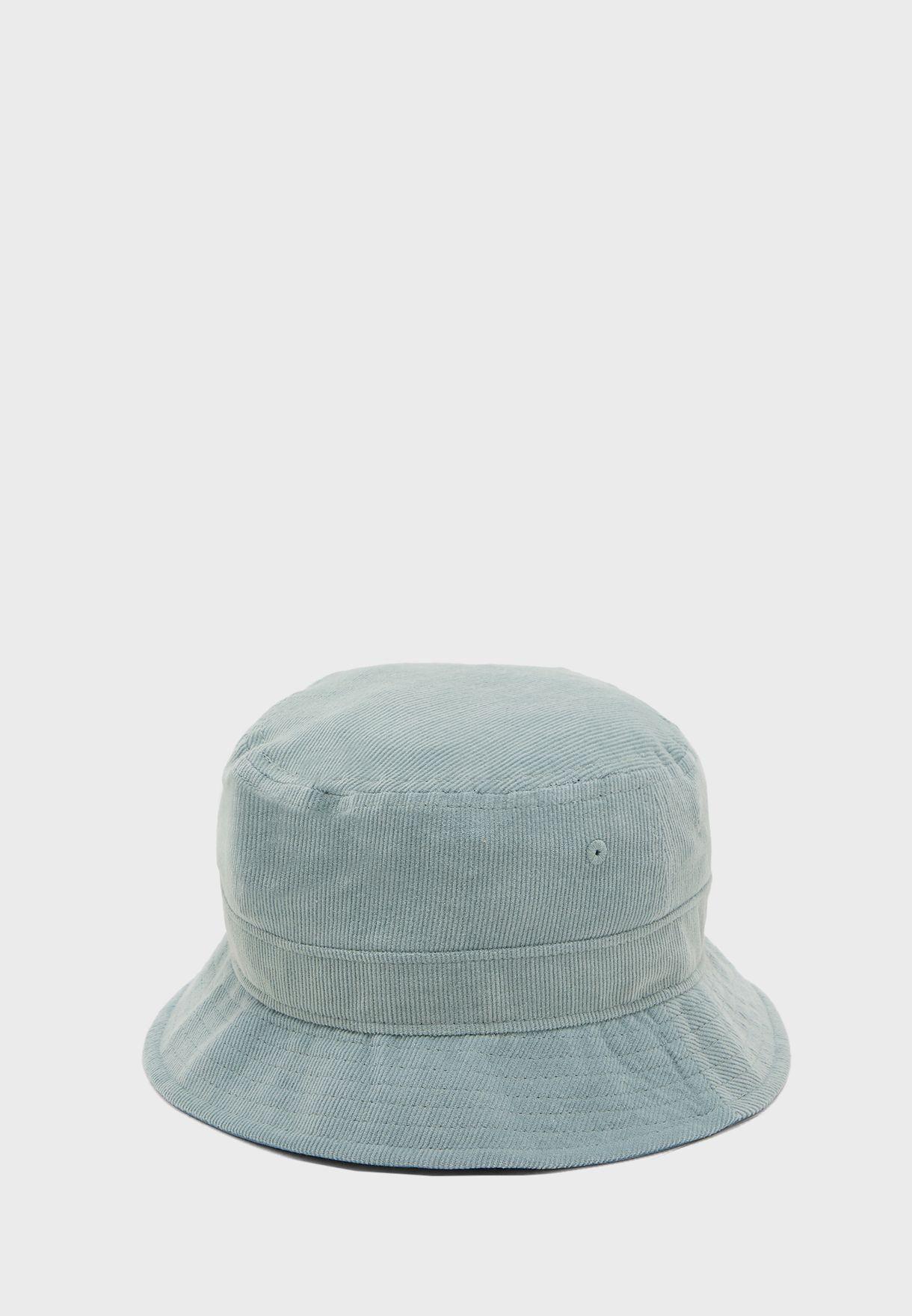 Pastel Cord Bucket Hat