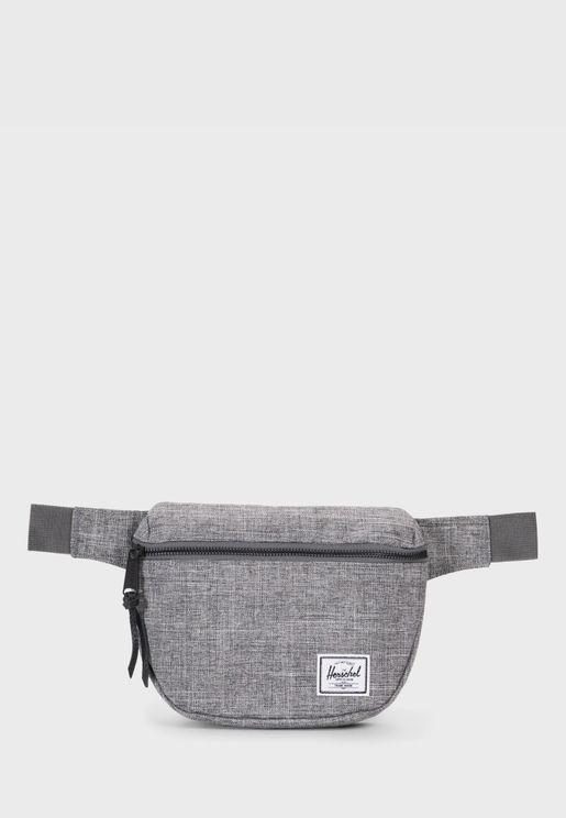 Front Zip Waistbag