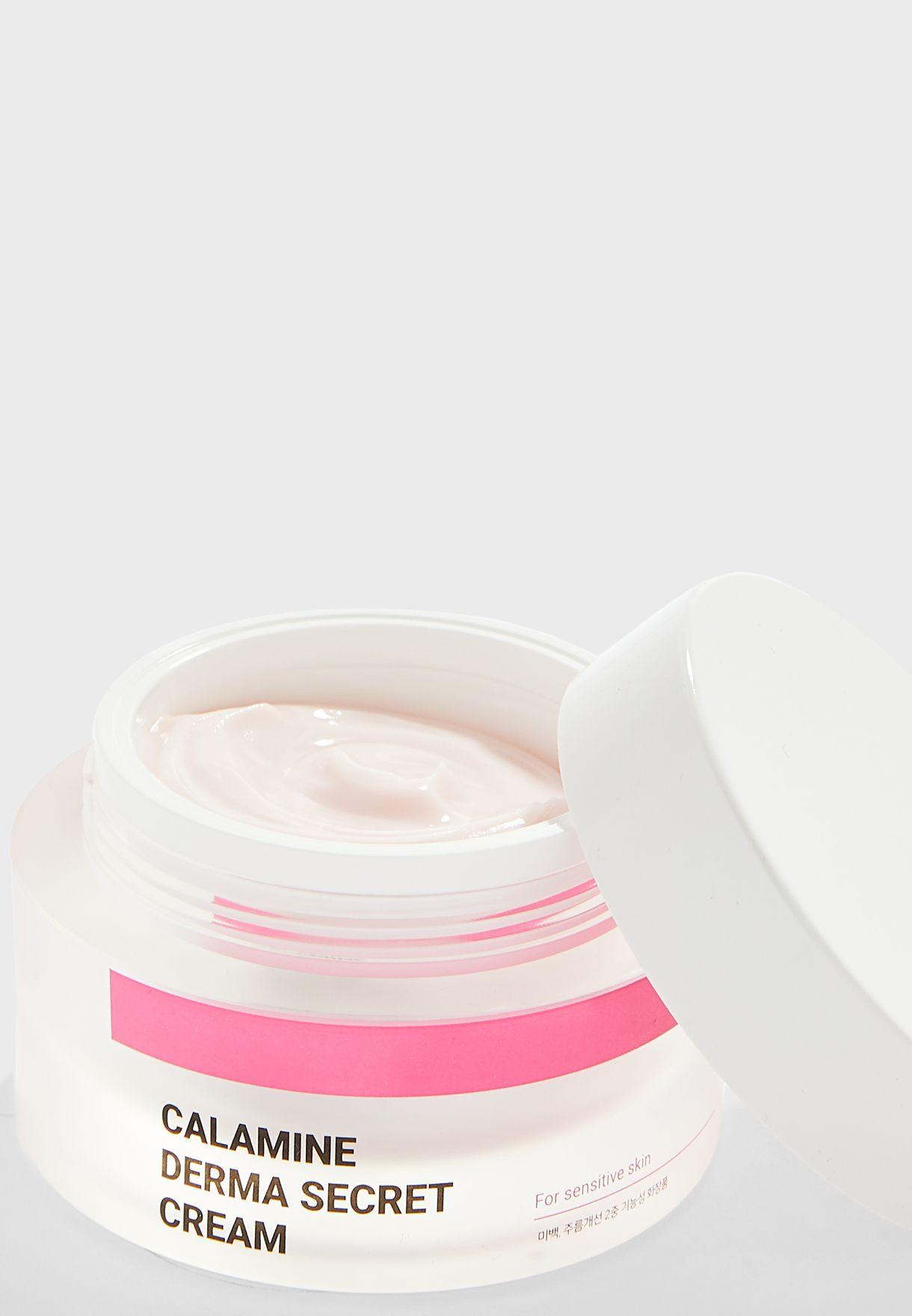 Calamine Derma Secret Cream
