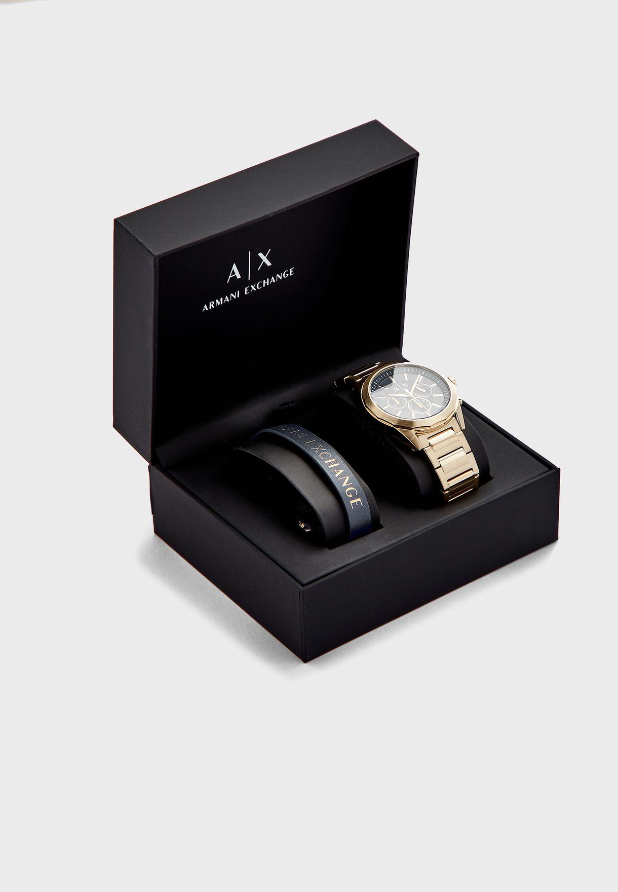 AX7116 Drexler Analog Watch