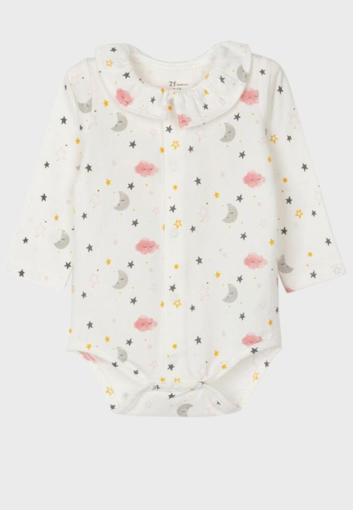Infant Night Sky Bodysuit