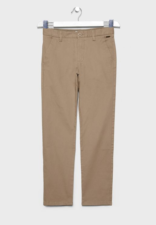 Kids Essential Trousers