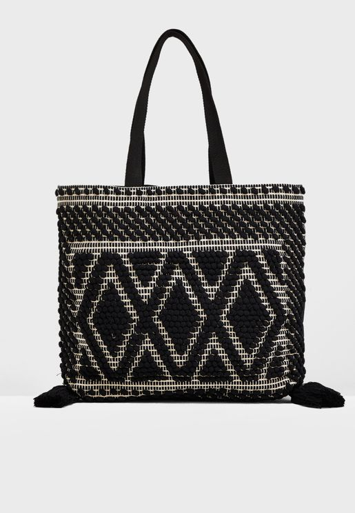 Bobble Beach Shopper