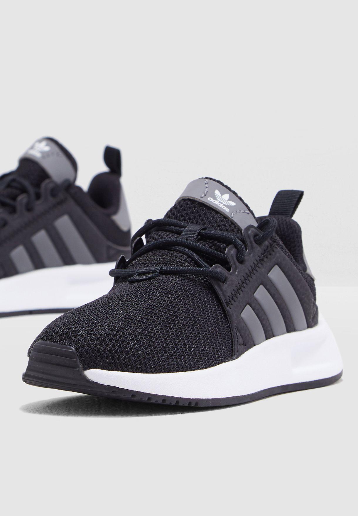 Buy adidas Originals black Kids X_PLR