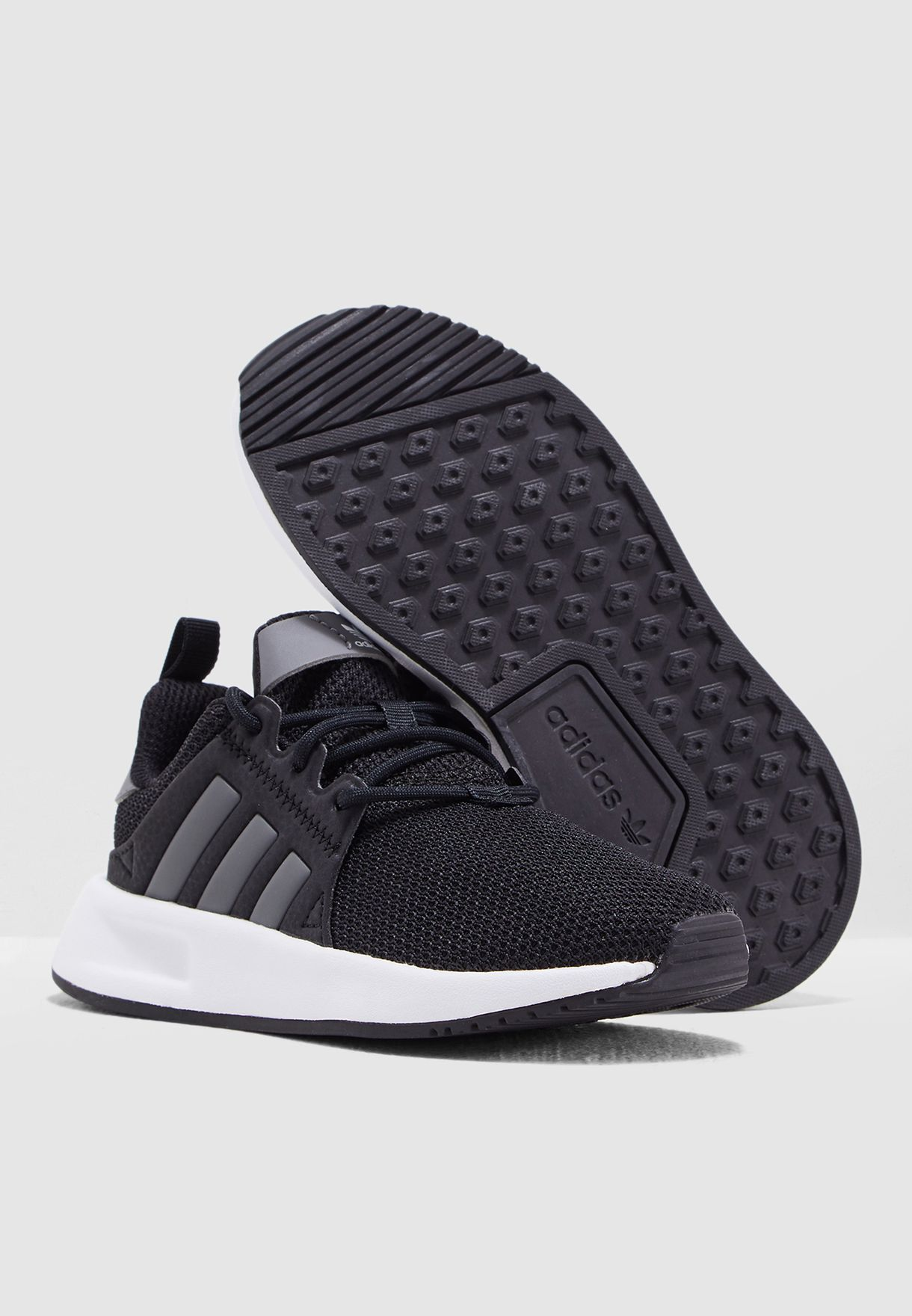 884b4bb7e88581 Shop adidas Originals black Kids X PLR CG6830 for Kids in Saudi ...