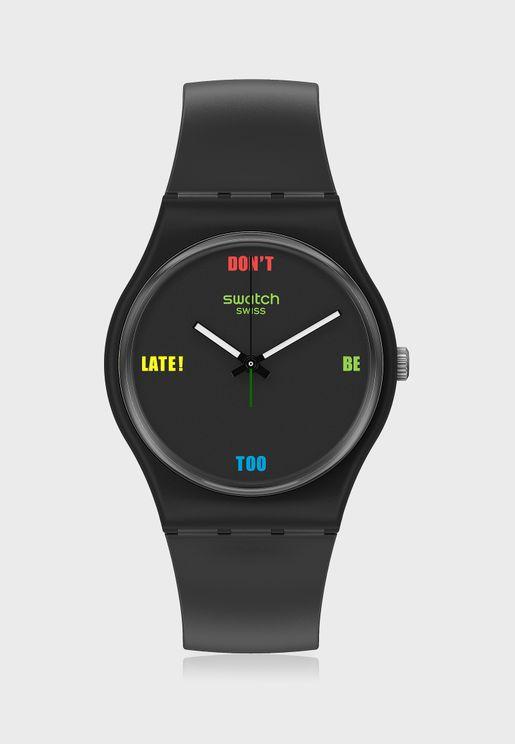 Db2L Analog Watch