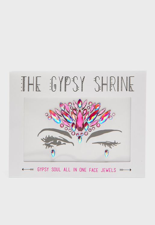 Gypsy Soul Face Jewels