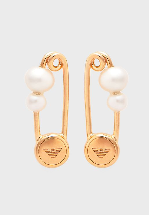 Pearl Detail Earrings