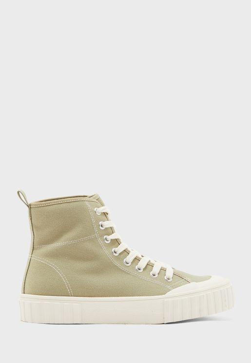 Casual High Top Sneaker