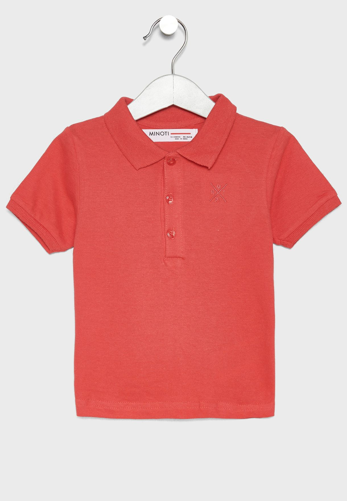 Infant 2 Pack Polo Shirts