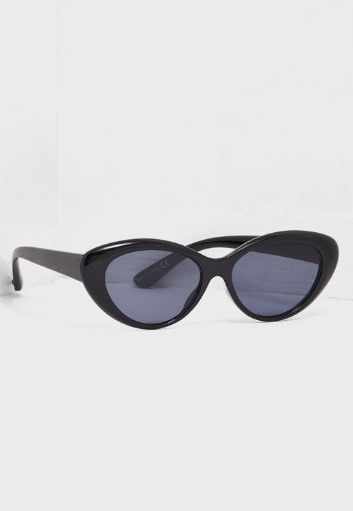 Jerret Cat Eye Sunglass