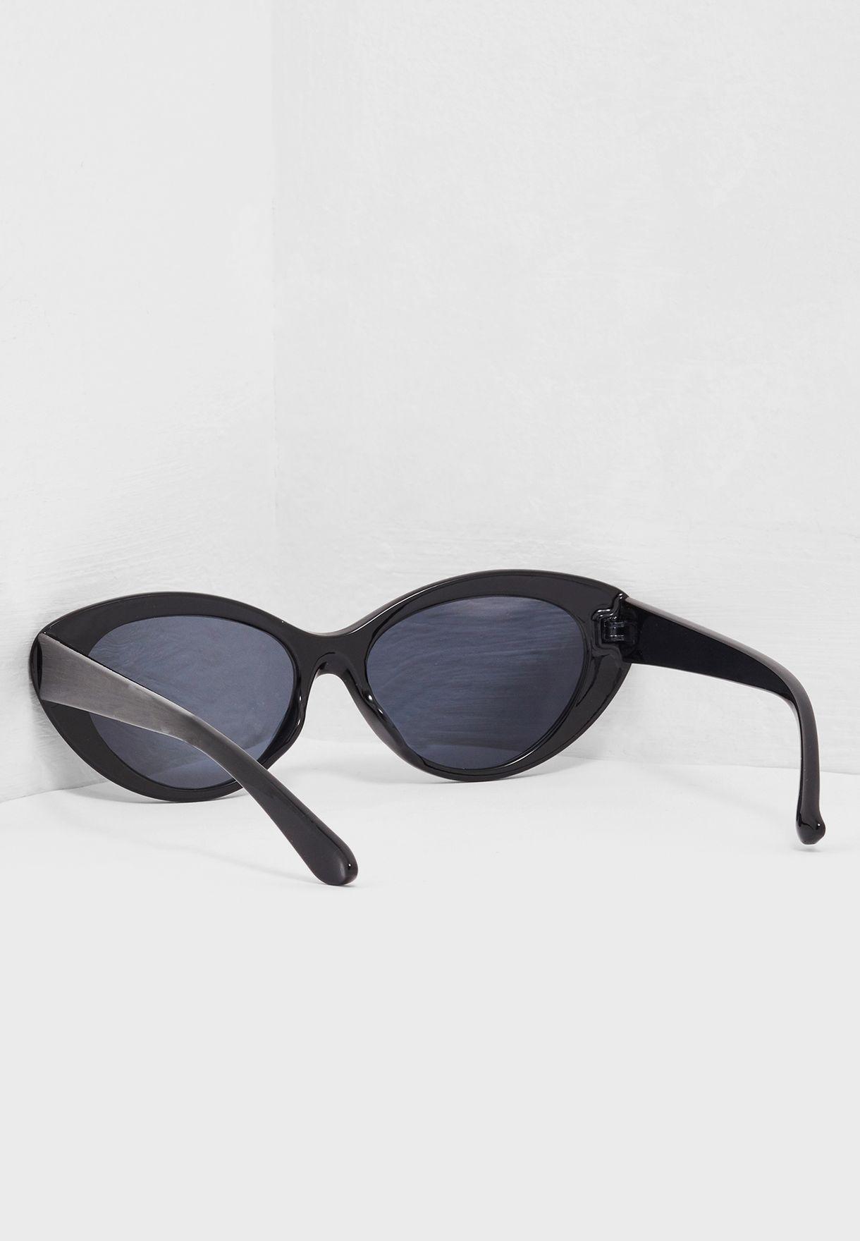 Jerret Cat Eye Sunglass