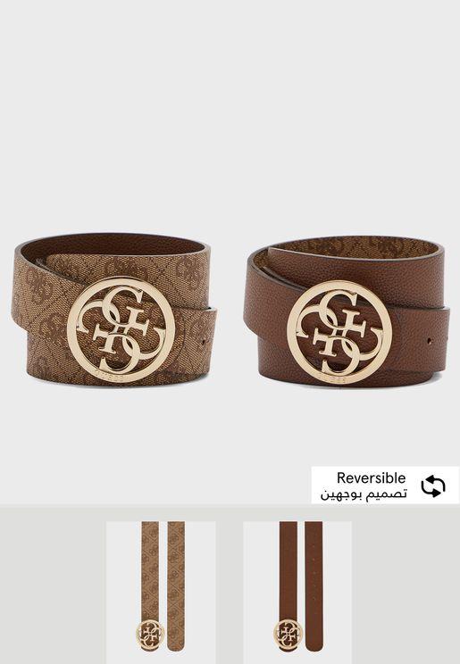 Cathleen Reversible Belt