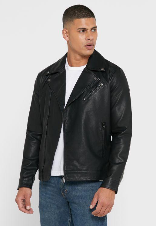 Essential Biker Jacket