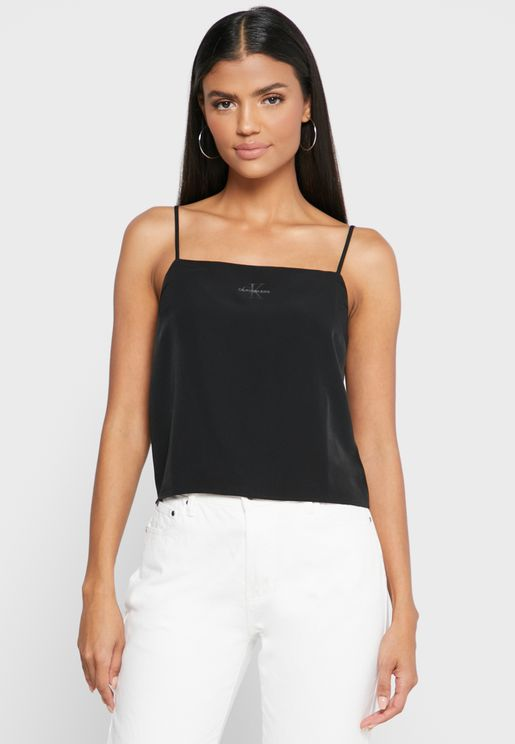 Cropped Cami Top