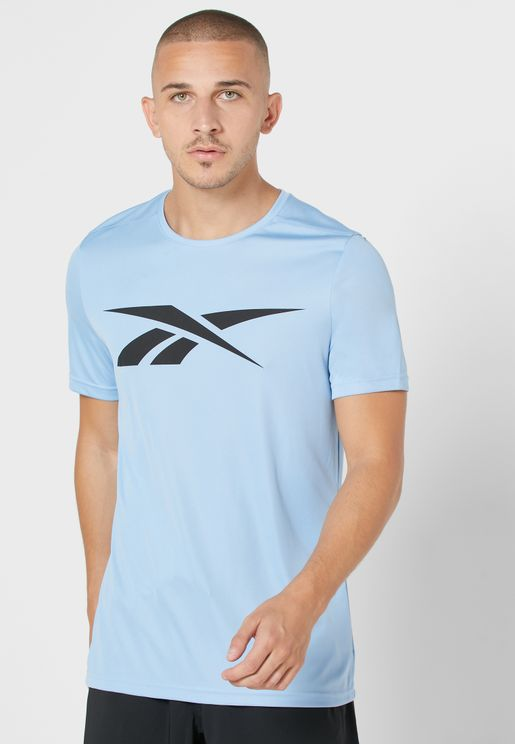 Workout Ready Poly Graphic T-Shirt