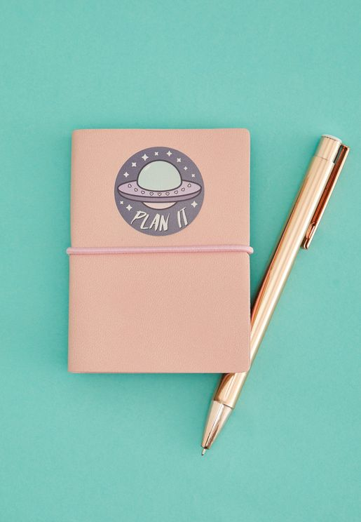 Mini Plan It Notebook