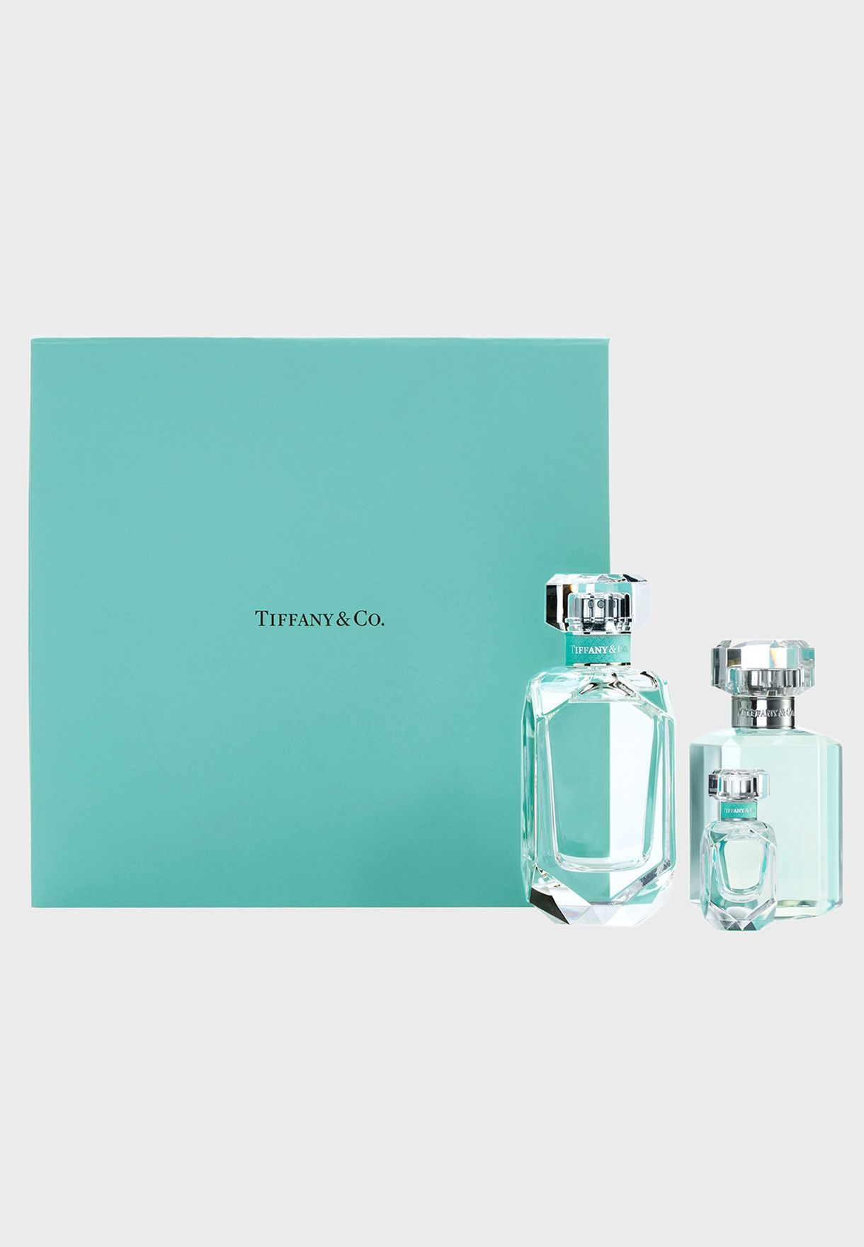 Buy Tiffany Co Clear Tiffany Signature Premium Gift Set For Women In Dubai Abu Dhabi 3614228173940