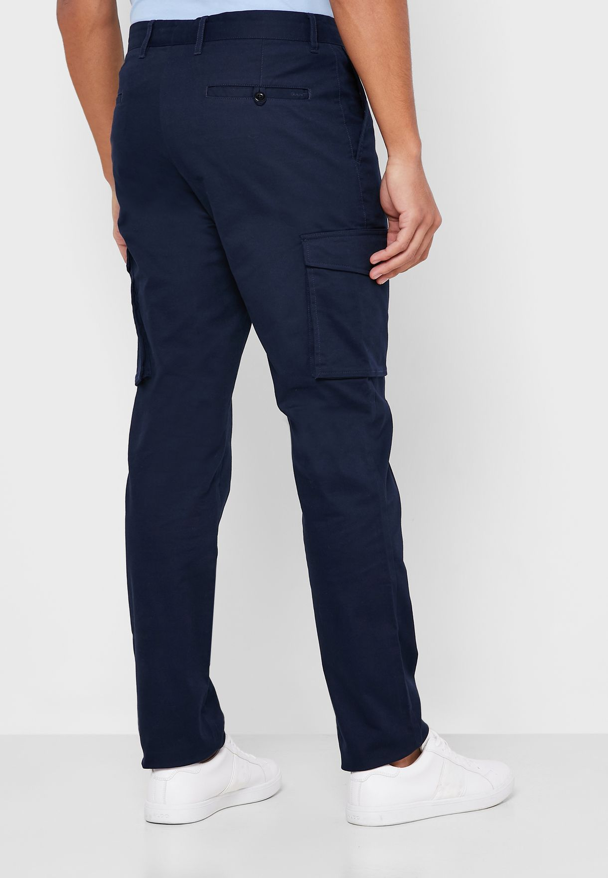 Slim Fit Cargo Pants