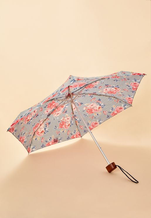 مظلة بطبعات