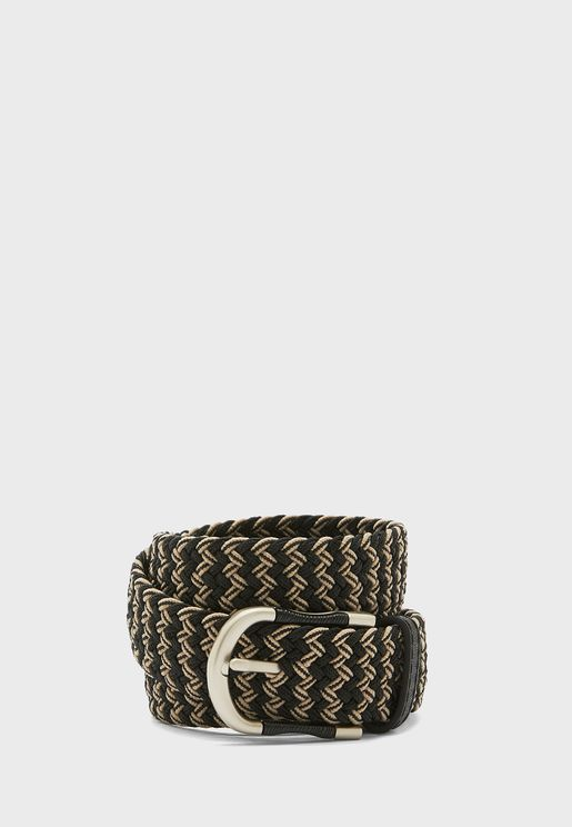 Free Size Casual Belt