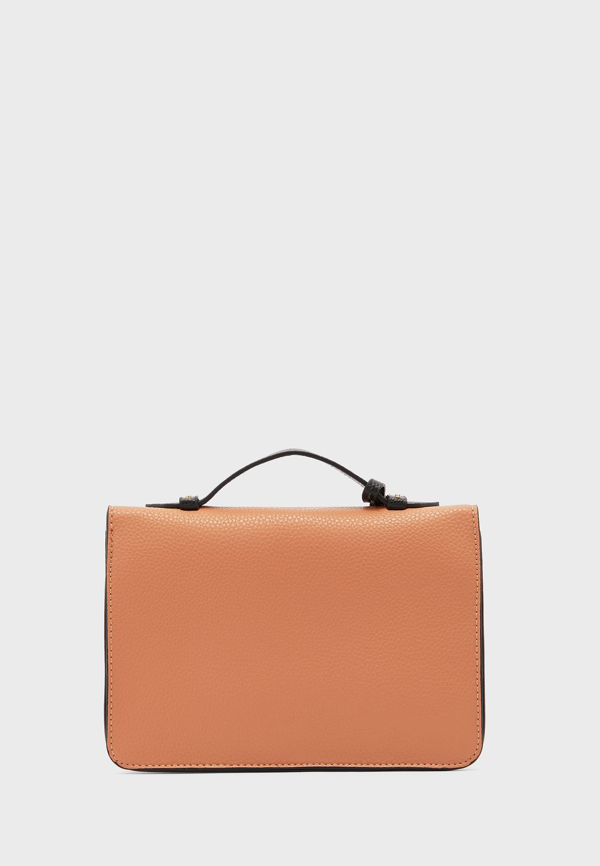 Top Handle Flap Over  Satchel