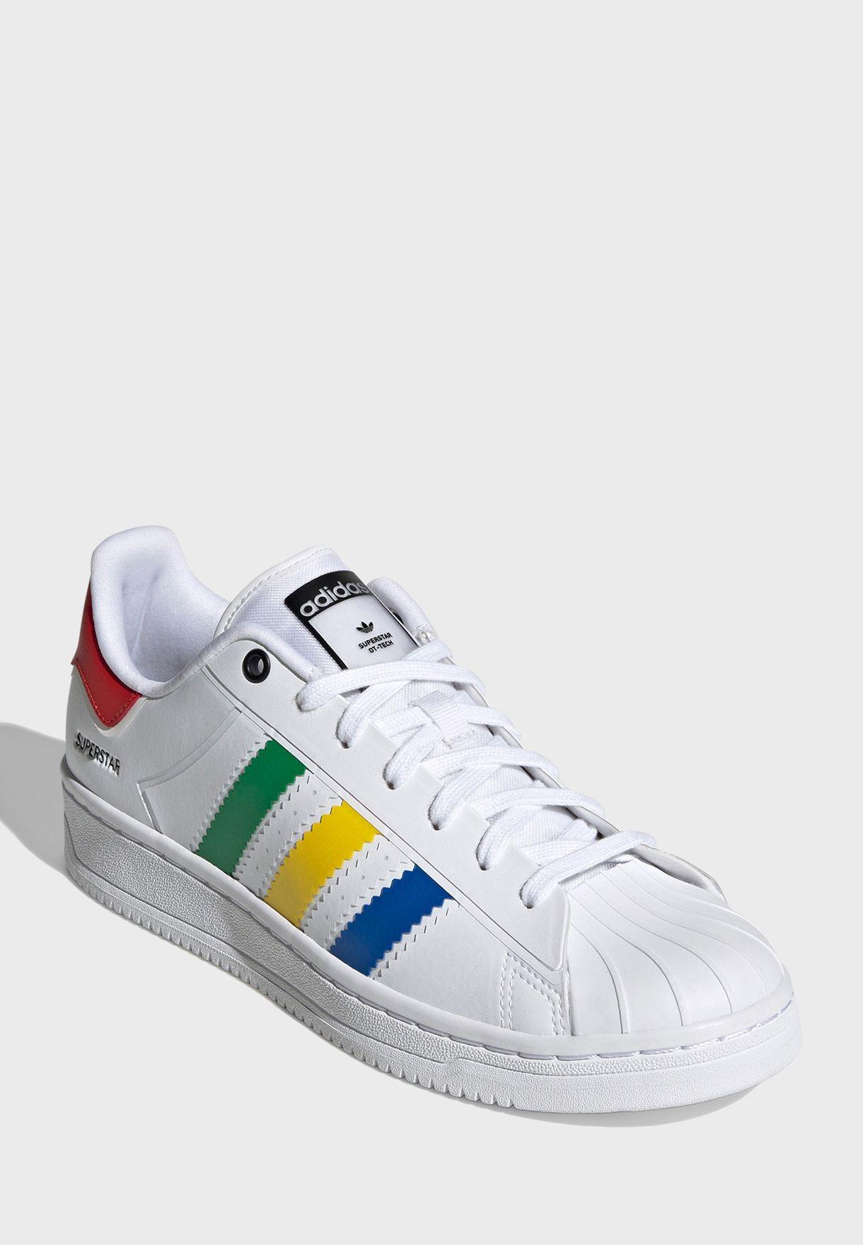 حذاء سوبر ستار اوتي تك
