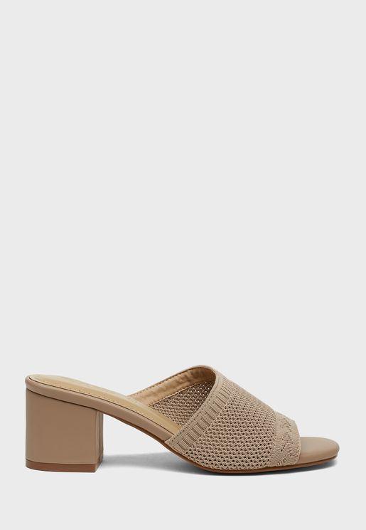 Bara High Heel Sandal