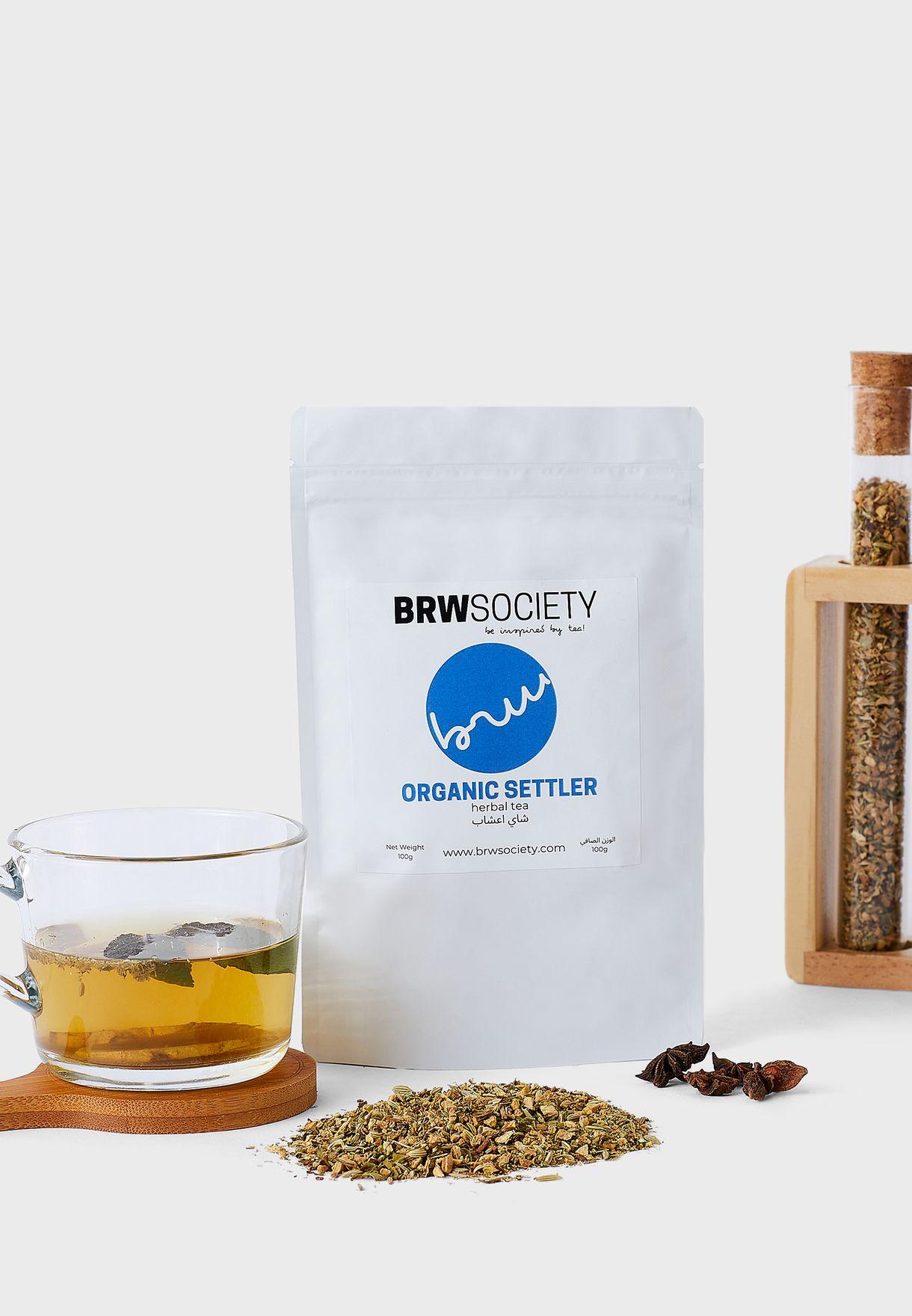 Herb Tea Blend - Organic Settler