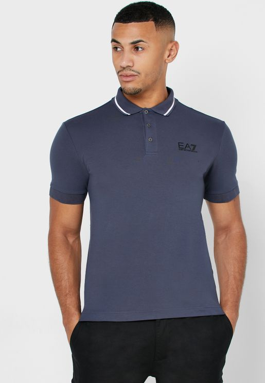Core Logo Polo