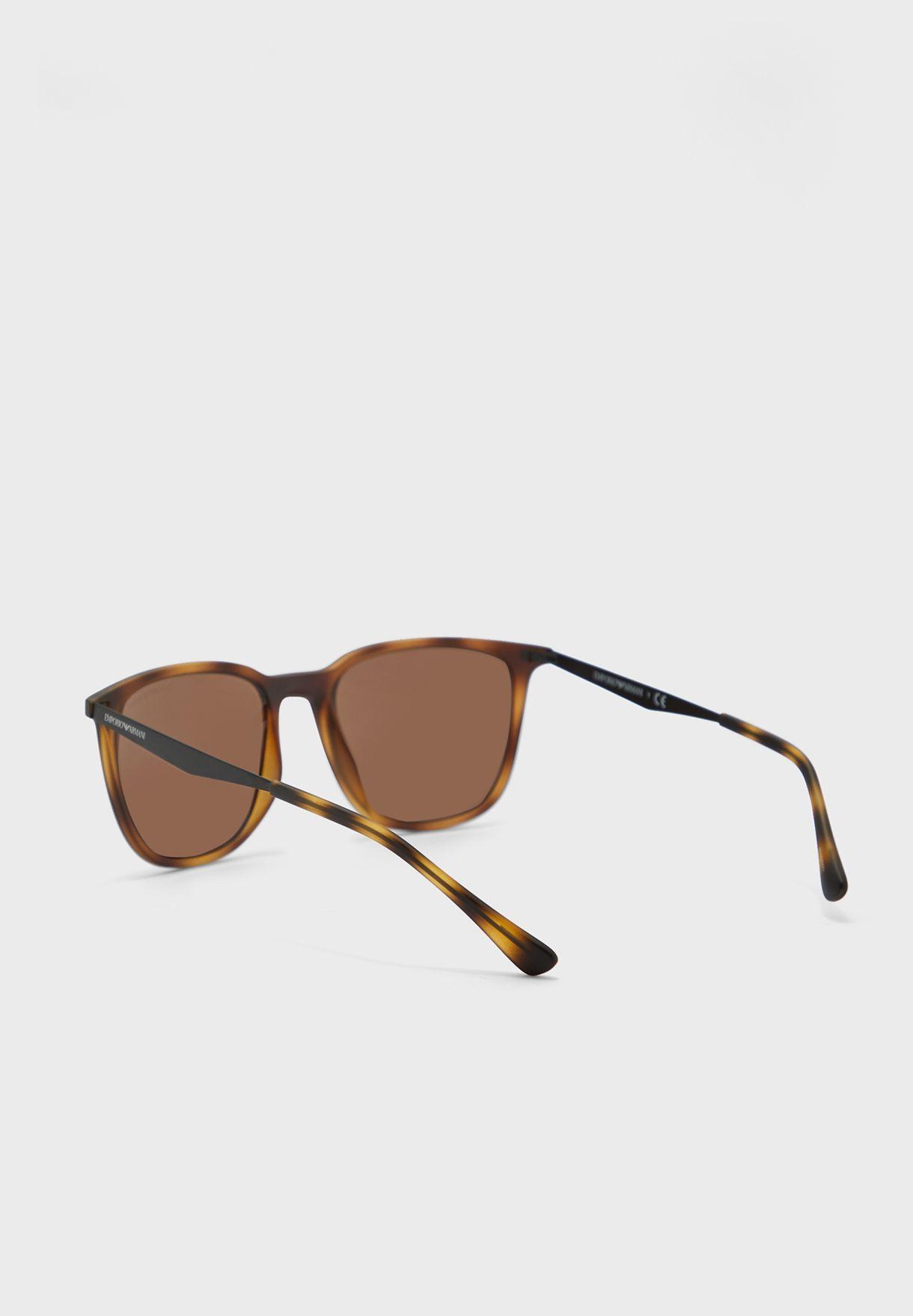 نظارة شمسية بنمط عين القط 0EA4149