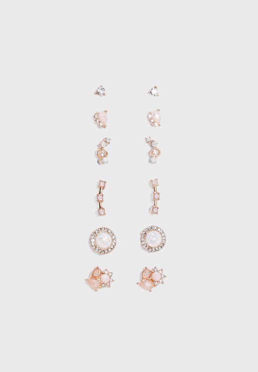 Modia Multipack Earing Set
