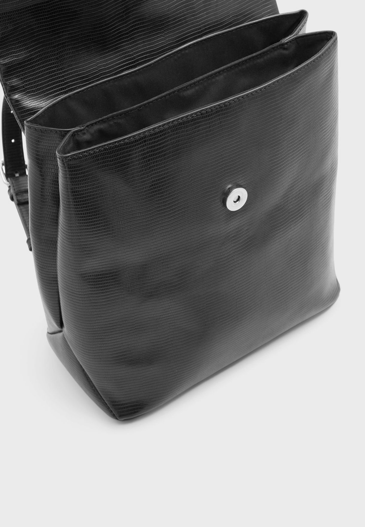 Zipped Backpack