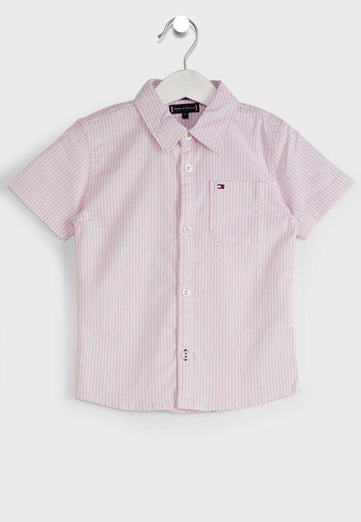 قميص مخطط للاطفال
