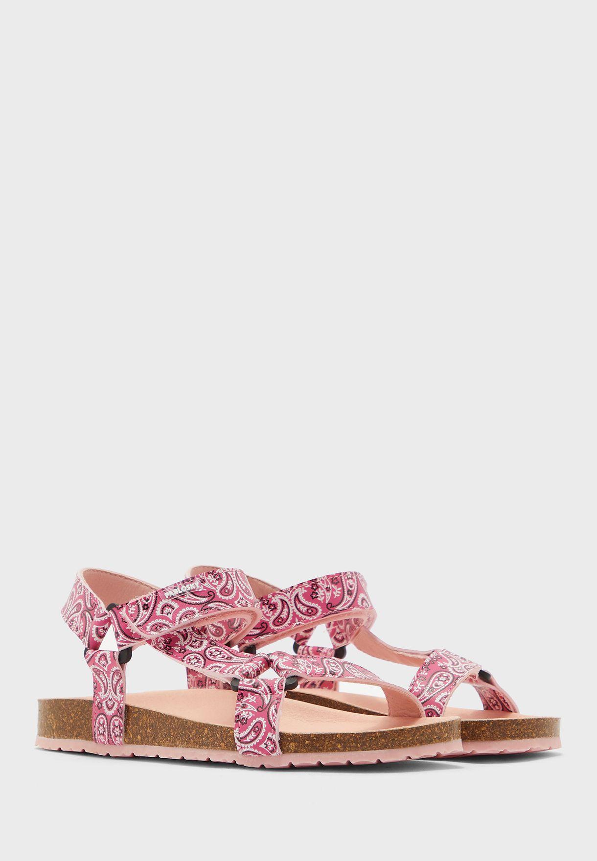 Youth Glitter Sandal