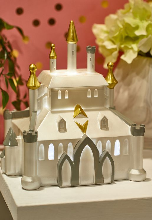ضوء شكل قصر ديزني