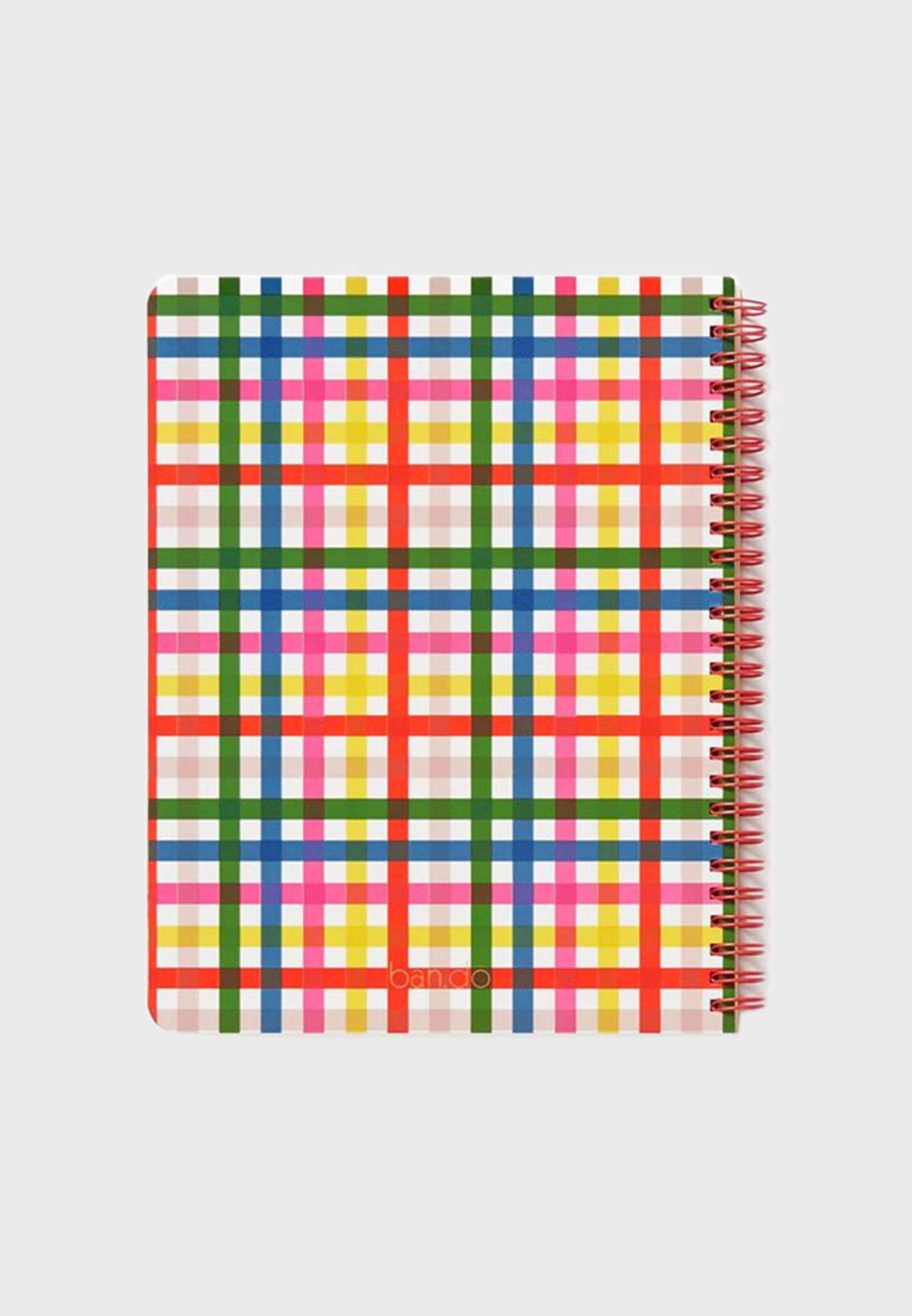 Block Party Mini Notebook
