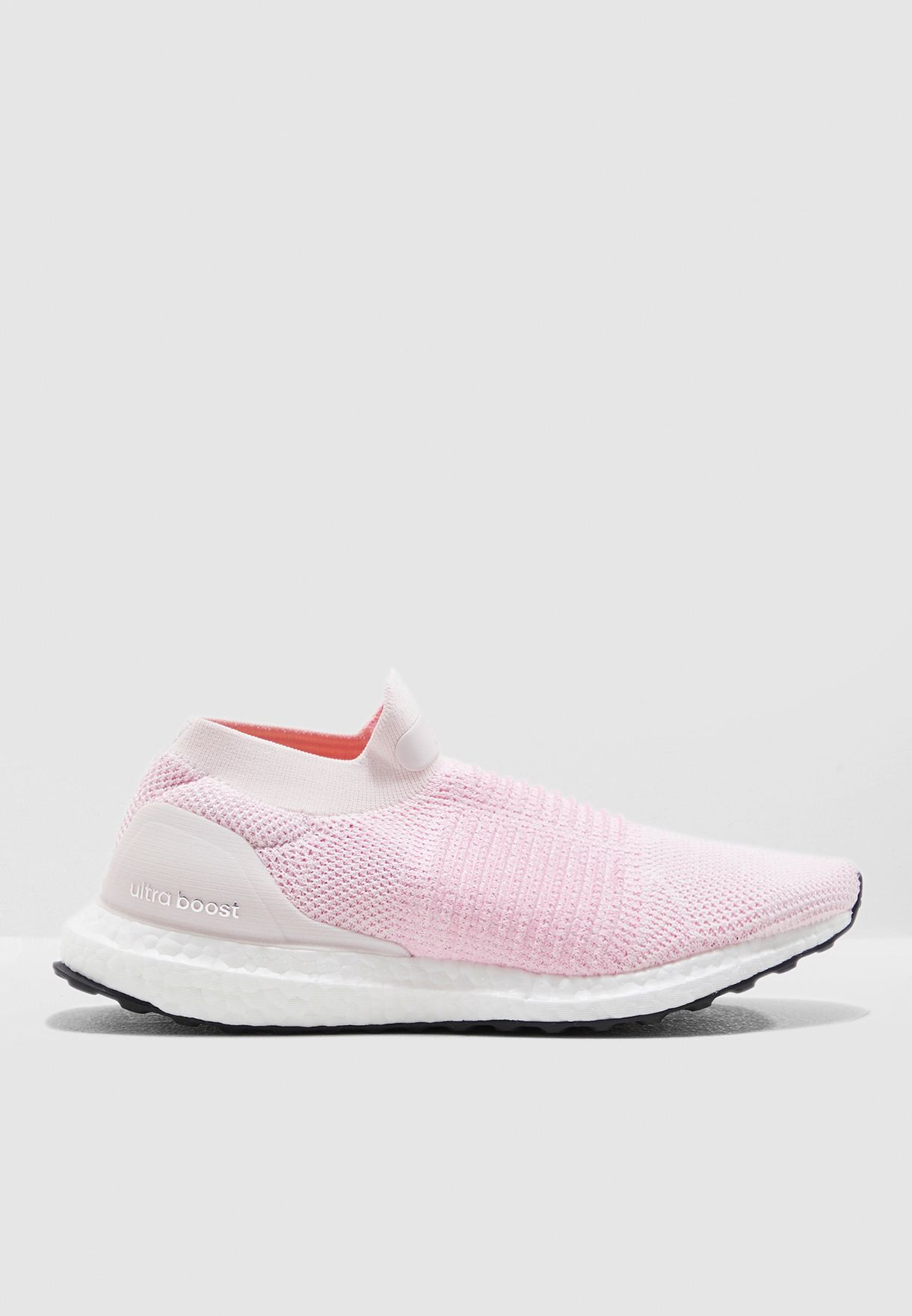2e2b5cad3 Shop adidas pink UltraBoost Laceless B75856 for Women in Saudi ...
