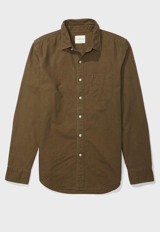 Oxford Slim Fit Shirt
