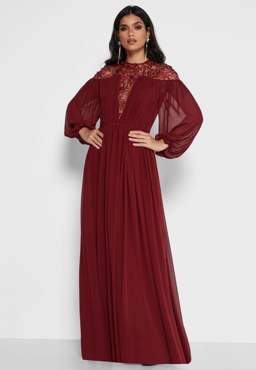 فستان باساور مطاطية
